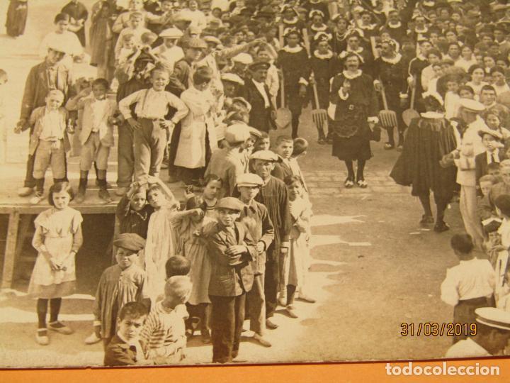 Fotografía antigua: Antigua Fotografía MOROS Y CRISTIANOS en ONTENIENTE Ontinyent ESTUDIANTES - Final Siglo XIX - Foto 4 - 157914002