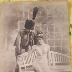 Fotografía antigua: FOTOGRAFÍA REUTLINGER 1880. Lote 158881333