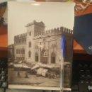 Fotografía antigua: VALENCIA, LA LONJA Y TENDERETES, 24 X 18 CM.. Lote 159535626