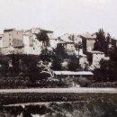 Fotografía antigua: FOTO, VISTA DE MALEJÁN, BORJA ZARAGOZA AÑO 1935. Lote 160838426