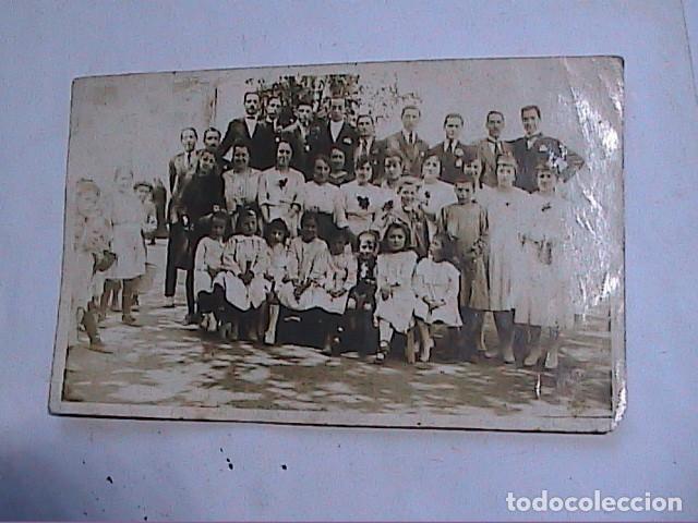 Fotografía antigua: LOTE 4 FOTOGRAFÍAS ORIGINALES DE LAS FIESTAS ENRAMADES DE ARBÚCIES. GIRONA.1918. - Foto 3 - 163552718