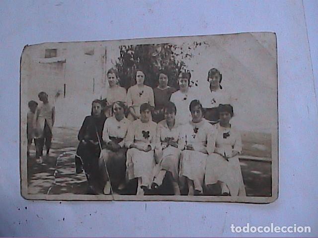 Fotografía antigua: LOTE 4 FOTOGRAFÍAS ORIGINALES DE LAS FIESTAS ENRAMADES DE ARBÚCIES. GIRONA.1918. - Foto 4 - 163552718