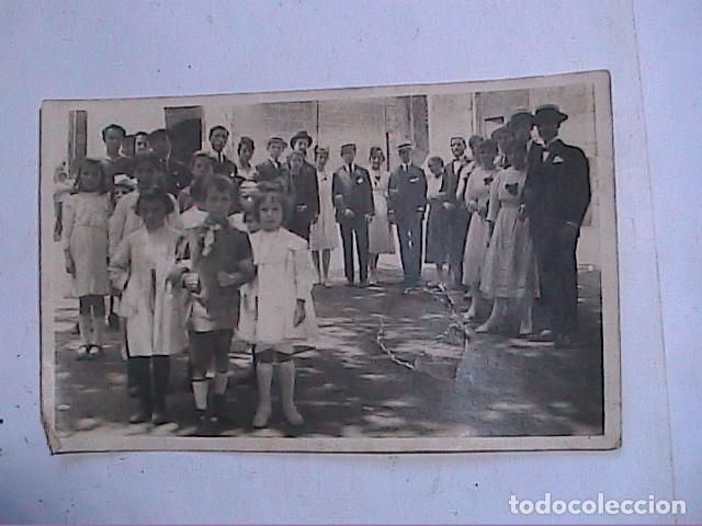 Fotografía antigua: LOTE 4 FOTOGRAFÍAS ORIGINALES DE LAS FIESTAS ENRAMADES DE ARBÚCIES. GIRONA.1918. - Foto 5 - 163552718