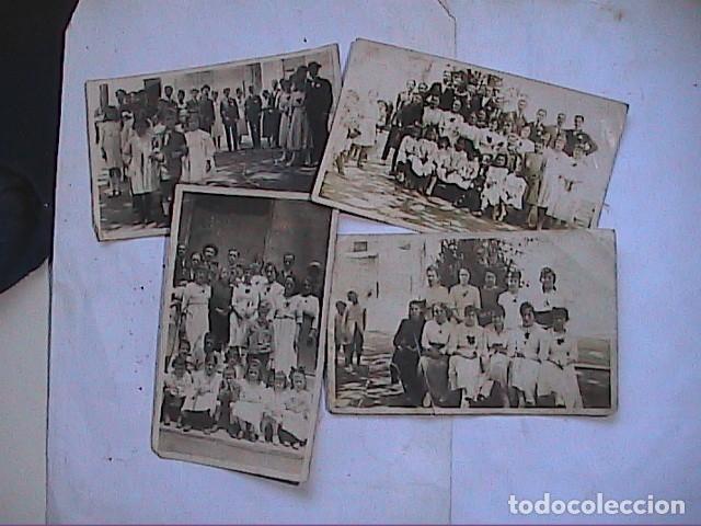 Fotografía antigua: LOTE 4 FOTOGRAFÍAS ORIGINALES DE LAS FIESTAS ENRAMADES DE ARBÚCIES. GIRONA.1918. - Foto 7 - 163552718