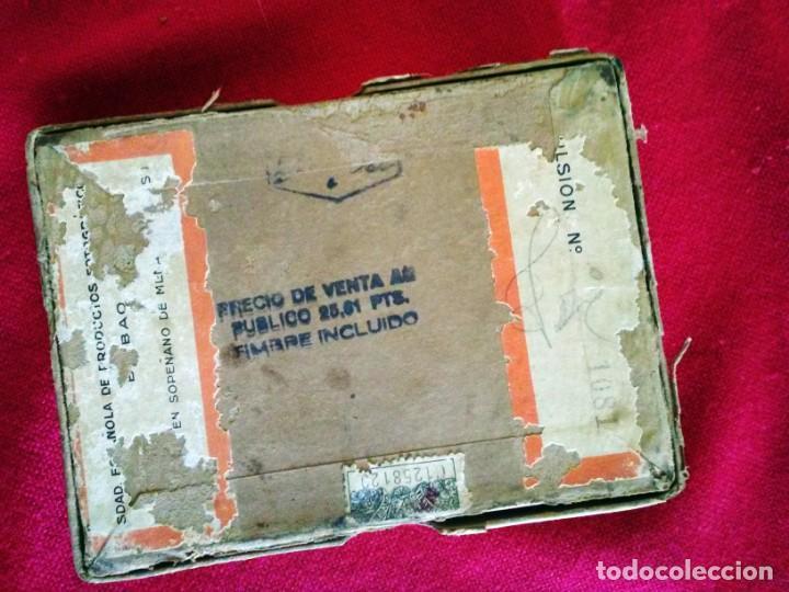 Fotografía antigua: Caja antigua de placas de negativos de cristal - Foto 4 - 164268626
