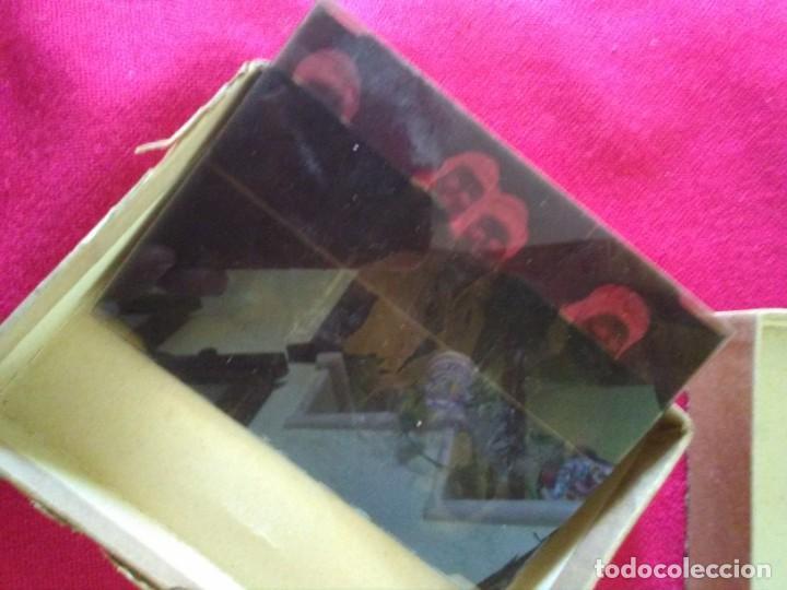 Fotografía antigua: Caja antigua de placas de negativos de cristal - Foto 6 - 164268626