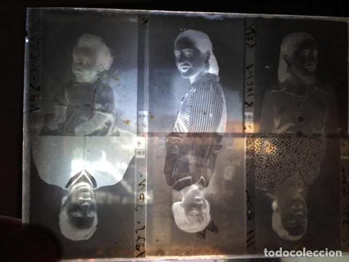 Fotografía antigua: Caja antigua de placas de negativos de cristal - Foto 7 - 164268626