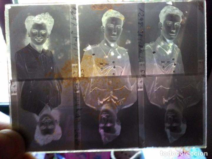 Fotografía antigua: Caja antigua de placas de negativos de cristal - Foto 8 - 164268626