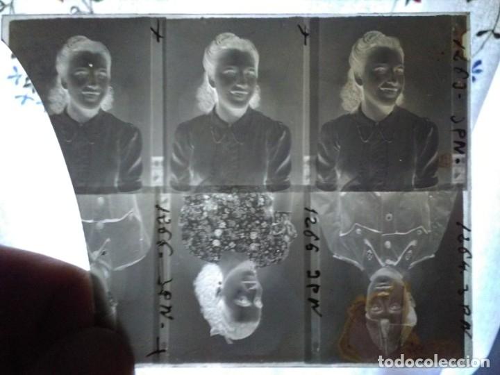 Fotografía antigua: Caja antigua de placas de negativos de cristal - Foto 10 - 164268626