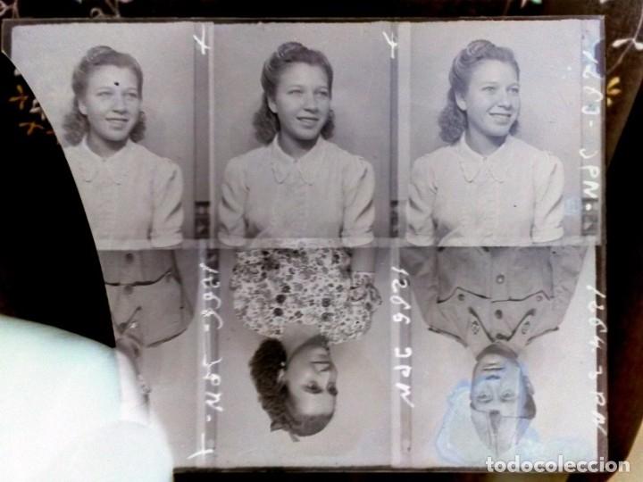 Fotografía antigua: Caja antigua de placas de negativos de cristal - Foto 11 - 164268626