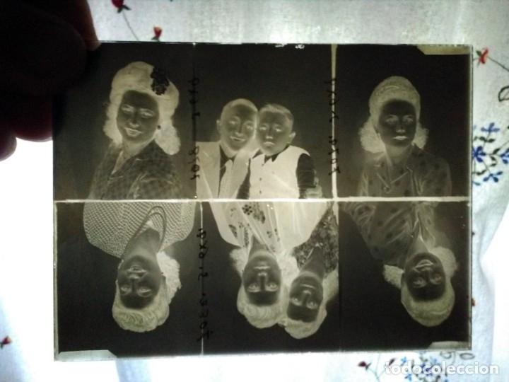 Fotografía antigua: Caja antigua de placas de negativos de cristal - Foto 12 - 164268626