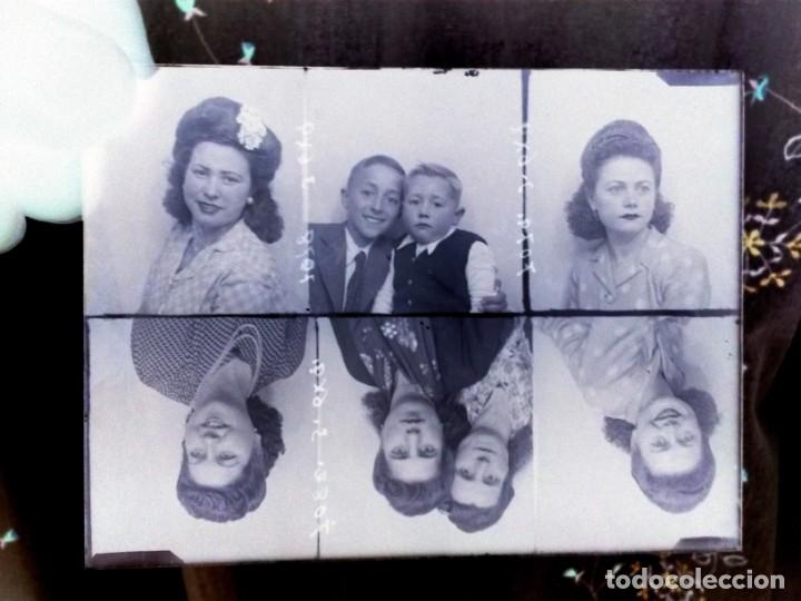 Fotografía antigua: Caja antigua de placas de negativos de cristal - Foto 13 - 164268626