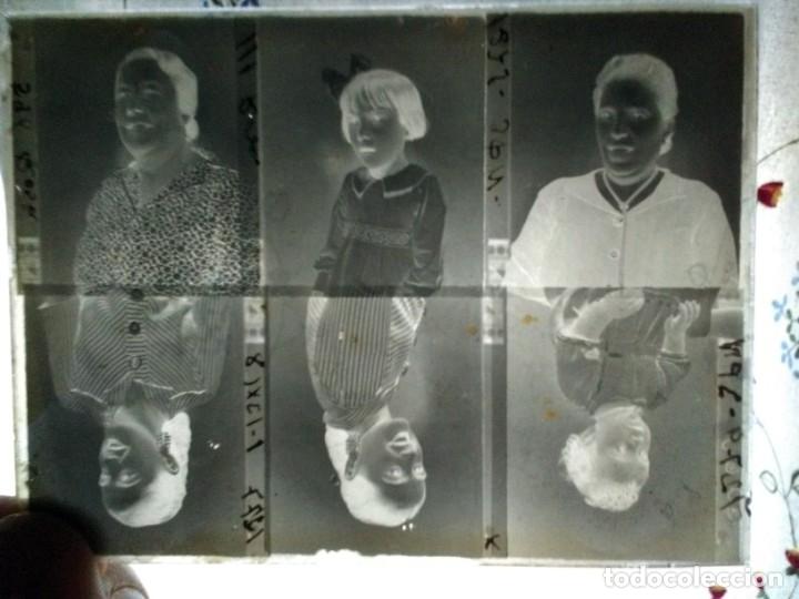 Fotografía antigua: Caja antigua de placas de negativos de cristal - Foto 14 - 164268626