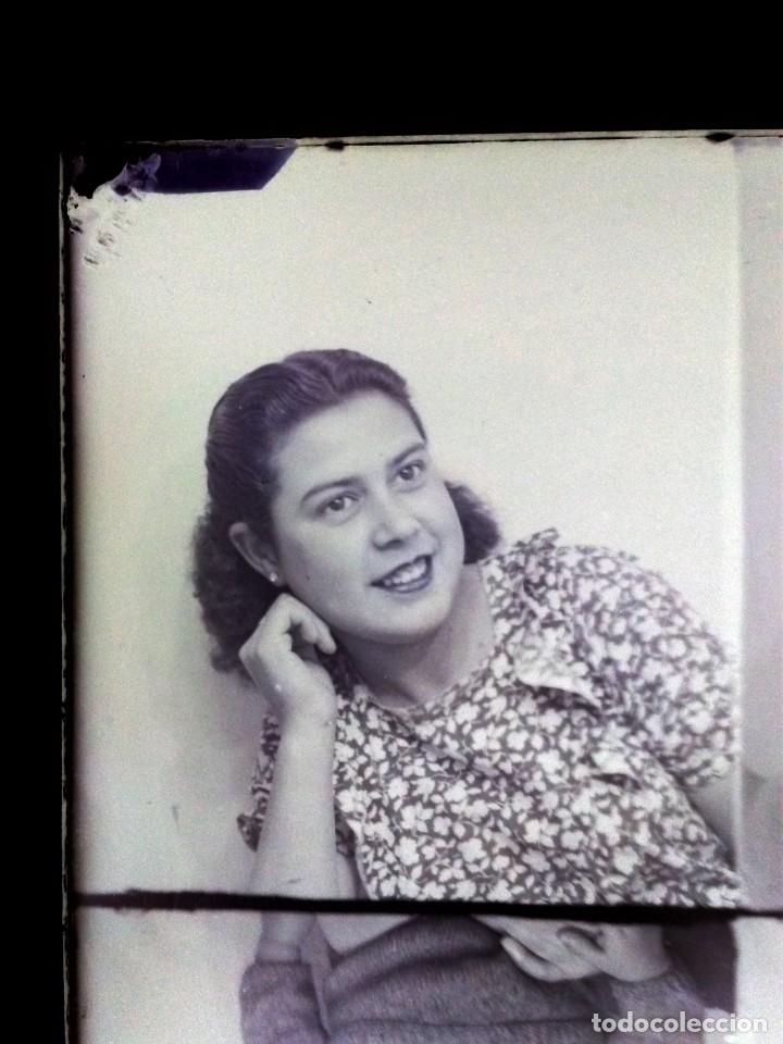 Fotografía antigua: Caja antigua de placas de negativos de cristal - Foto 17 - 164268626