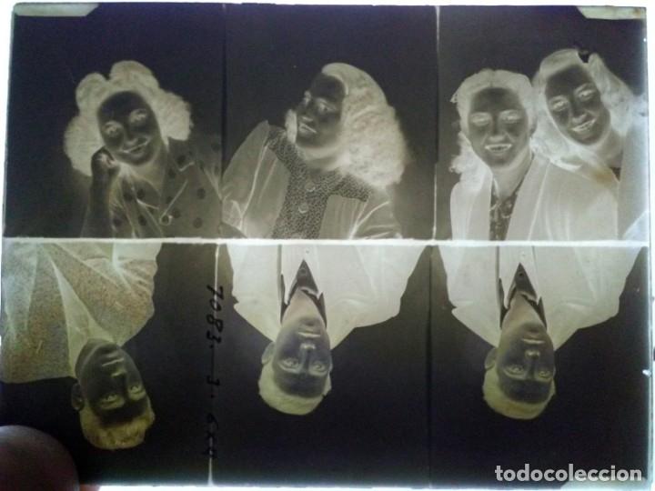 Fotografía antigua: Caja antigua de placas de negativos de cristal - Foto 18 - 164268626