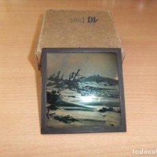 Fotografía antigua: LOTE DE ANTIGUAS PLACAS FOTOGRAFICAS DE CRISTAL. Lote 164789570