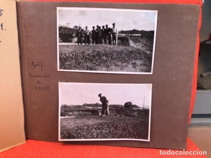 Fotografía antigua: golf 23 fotografias antiguas campo de golf de negury y chiberta golfistas españoles mujeres club - Foto 10 - 166329590