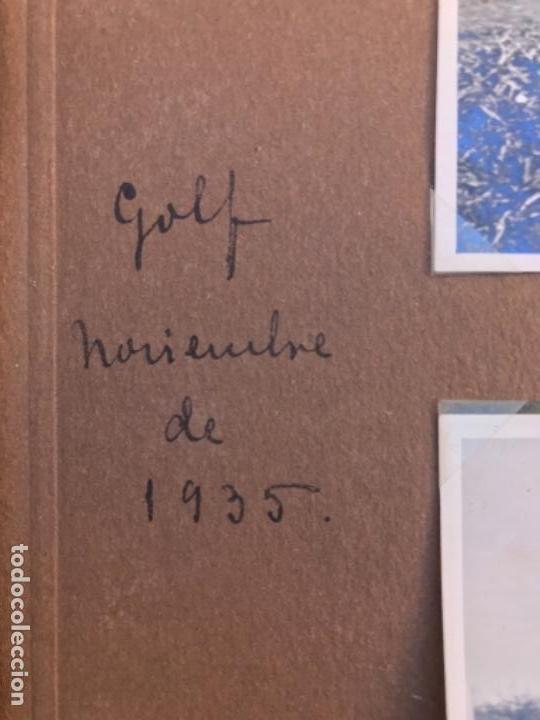 Fotografía antigua: golf 23 fotografias antiguas campo de golf de negury y chiberta golfistas españoles mujeres club - Foto 11 - 166329590