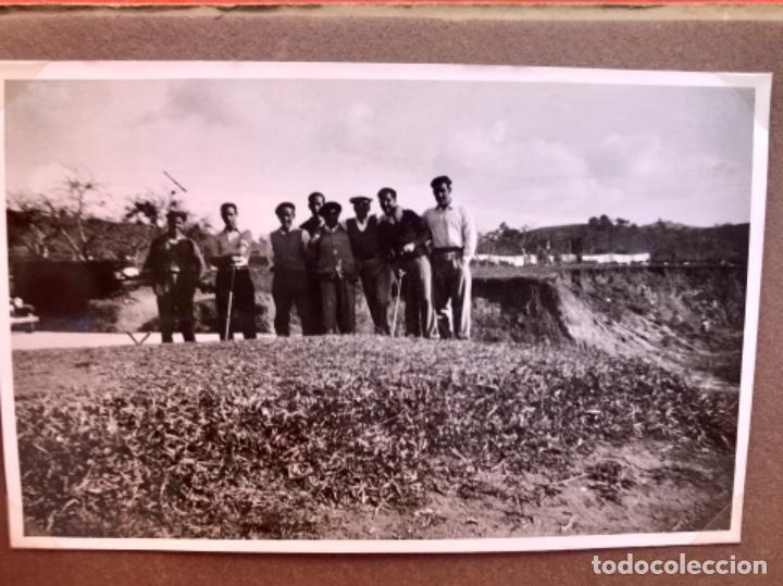 Fotografía antigua: golf 23 fotografias antiguas campo de golf de negury y chiberta golfistas españoles mujeres club - Foto 13 - 166329590