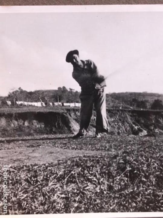 Fotografía antigua: golf 23 fotografias antiguas campo de golf de negury y chiberta golfistas españoles mujeres club - Foto 15 - 166329590