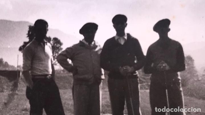 Fotografía antigua: golf 23 fotografias antiguas campo de golf de negury y chiberta golfistas españoles mujeres club - Foto 22 - 166329590