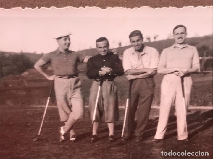 Fotografía antigua: golf 23 fotografias antiguas campo de golf de negury y chiberta golfistas españoles mujeres club - Foto 25 - 166329590