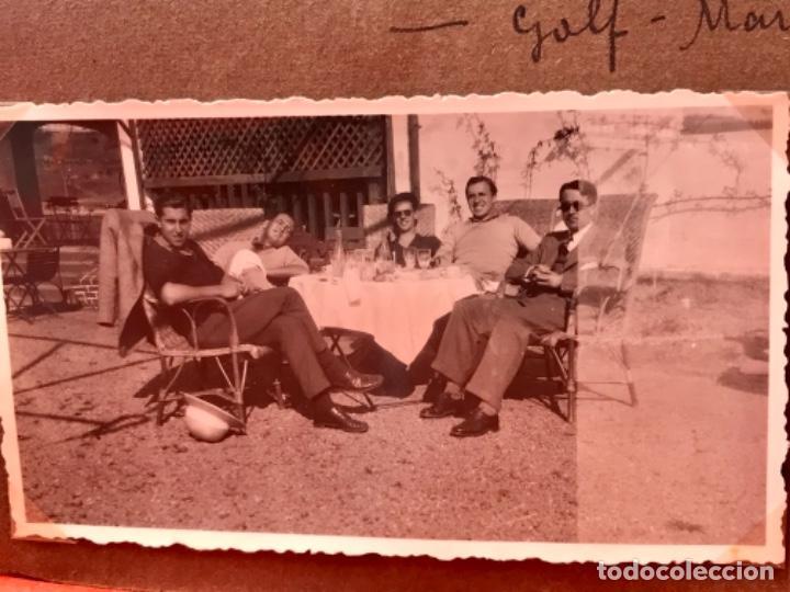 Fotografía antigua: golf 23 fotografias antiguas campo de golf de negury y chiberta golfistas españoles mujeres club - Foto 26 - 166329590