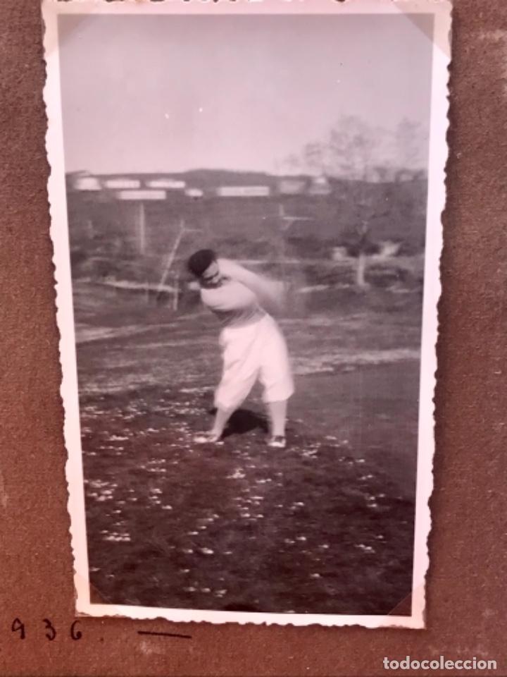 Fotografía antigua: golf 23 fotografias antiguas campo de golf de negury y chiberta golfistas españoles mujeres club - Foto 27 - 166329590
