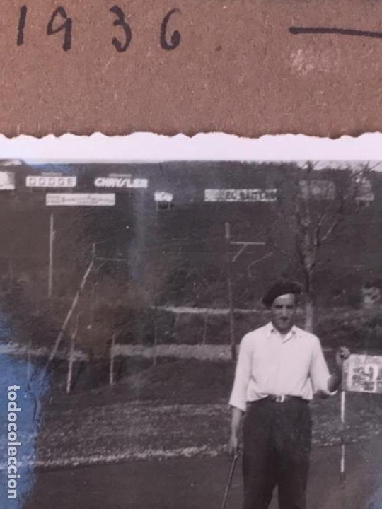Fotografía antigua: golf 23 fotografias antiguas campo de golf de negury y chiberta golfistas españoles mujeres club - Foto 28 - 166329590