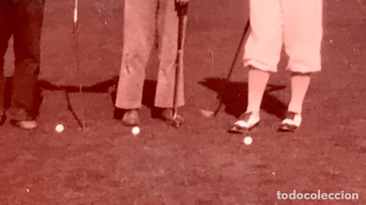 Fotografía antigua: golf 23 fotografias antiguas campo de golf de negury y chiberta golfistas españoles mujeres club - Foto 31 - 166329590
