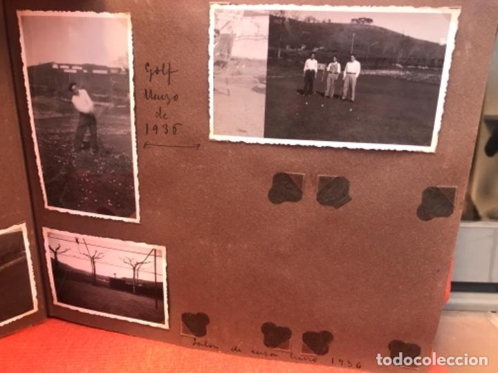 Fotografía antigua: golf 23 fotografias antiguas campo de golf de negury y chiberta golfistas españoles mujeres club - Foto 32 - 166329590