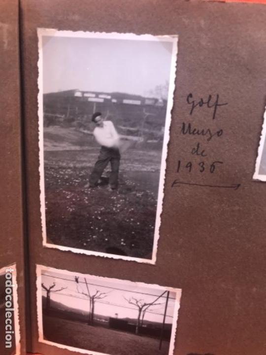 Fotografía antigua: golf 23 fotografias antiguas campo de golf de negury y chiberta golfistas españoles mujeres club - Foto 33 - 166329590