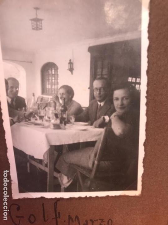 Fotografía antigua: golf 23 fotografias antiguas campo de golf de negury y chiberta golfistas españoles mujeres club - Foto 39 - 166329590