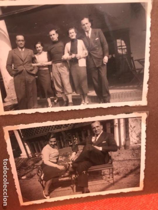 Fotografía antigua: golf 23 fotografias antiguas campo de golf de negury y chiberta golfistas españoles mujeres club - Foto 40 - 166329590