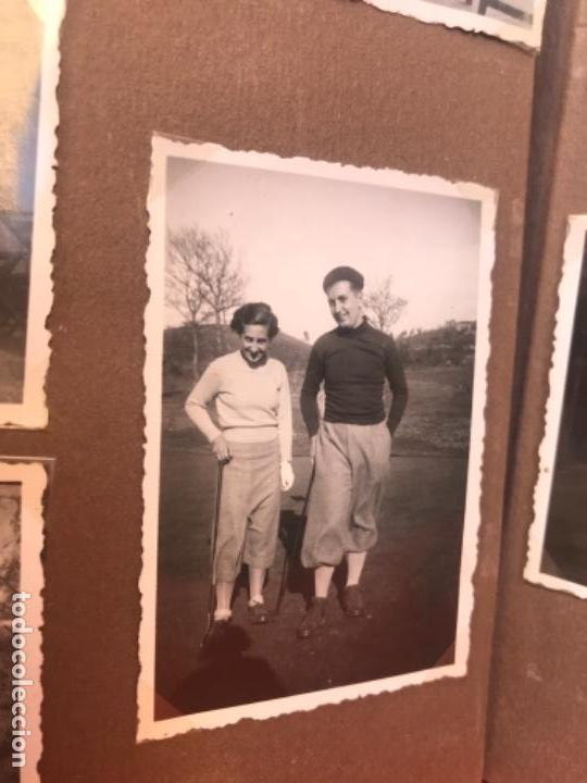 Fotografía antigua: golf 23 fotografias antiguas campo de golf de negury y chiberta golfistas españoles mujeres club - Foto 43 - 166329590