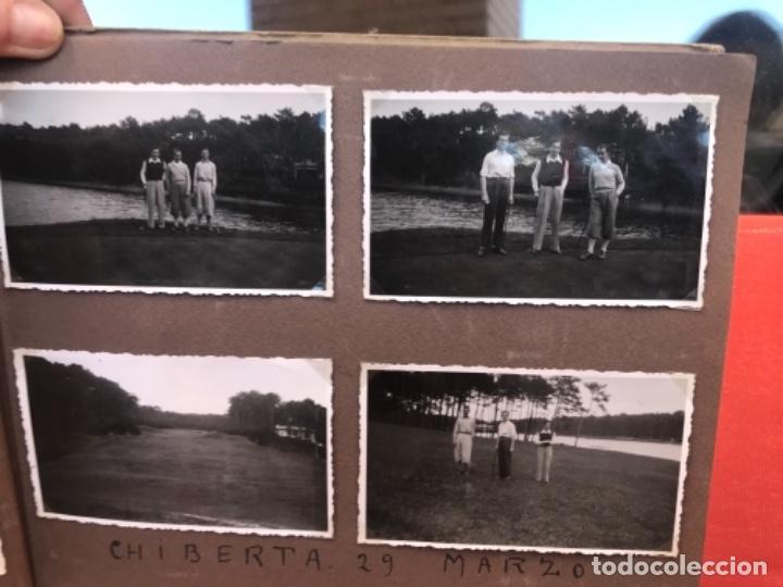 Fotografía antigua: golf 23 fotografias antiguas campo de golf de negury y chiberta golfistas españoles mujeres club - Foto 45 - 166329590