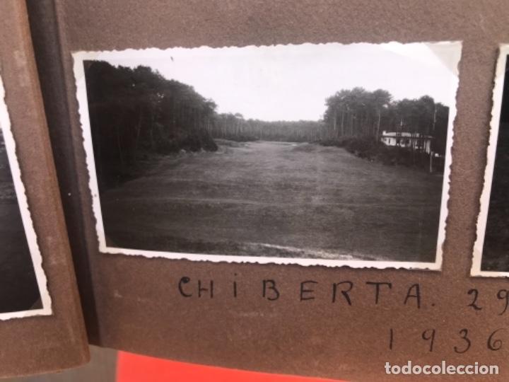 Fotografía antigua: golf 23 fotografias antiguas campo de golf de negury y chiberta golfistas españoles mujeres club - Foto 48 - 166329590