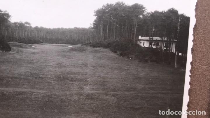 Fotografía antigua: golf 23 fotografias antiguas campo de golf de negury y chiberta golfistas españoles mujeres club - Foto 49 - 166329590