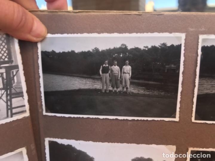 Fotografía antigua: golf 23 fotografias antiguas campo de golf de negury y chiberta golfistas españoles mujeres club - Foto 50 - 166329590