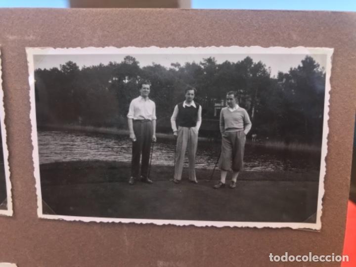 Fotografía antigua: golf 23 fotografias antiguas campo de golf de negury y chiberta golfistas españoles mujeres club - Foto 51 - 166329590