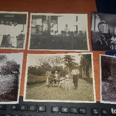 Fotografía antigua: 31 FOTOGRAFIAS ANTIGUAS TOMADAS EN JAVA, DJASINGA, CON NATIVOS, AÑOS 30. Lote 166575630