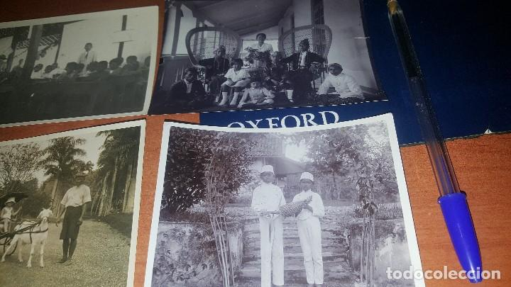 Fotografía antigua: 31 fotografias antiguas tomadas en java, djasinga, con nativos, años 30 - Foto 4 - 166575630