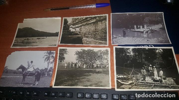 Fotografía antigua: 31 fotografias antiguas tomadas en java, djasinga, con nativos, años 30 - Foto 7 - 166575630