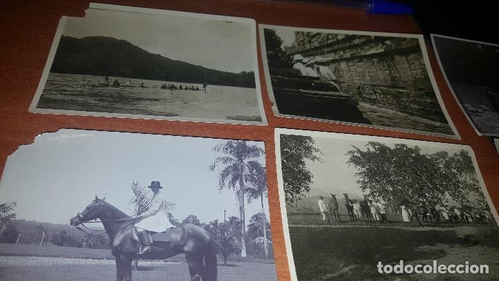 Fotografía antigua: 31 fotografias antiguas tomadas en java, djasinga, con nativos, años 30 - Foto 8 - 166575630