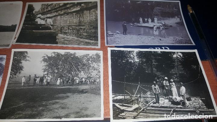 Fotografía antigua: 31 fotografias antiguas tomadas en java, djasinga, con nativos, años 30 - Foto 9 - 166575630
