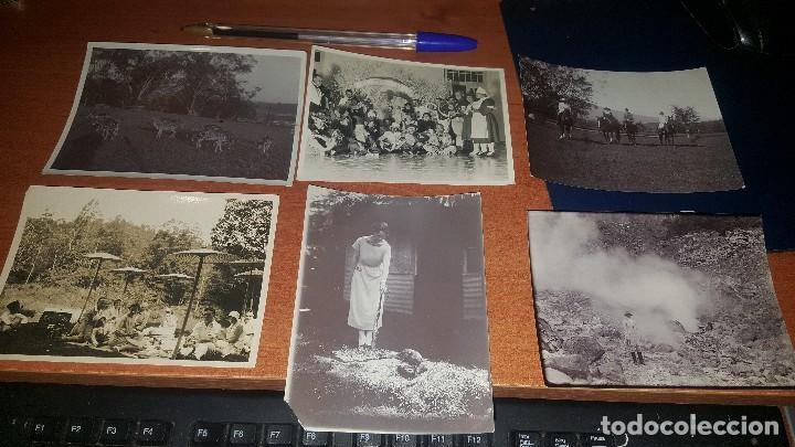 Fotografía antigua: 31 fotografias antiguas tomadas en java, djasinga, con nativos, años 30 - Foto 11 - 166575630