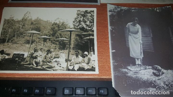 Fotografía antigua: 31 fotografias antiguas tomadas en java, djasinga, con nativos, años 30 - Foto 13 - 166575630
