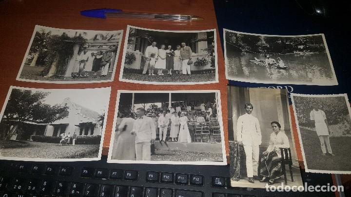 Fotografía antigua: 31 fotografias antiguas tomadas en java, djasinga, con nativos, años 30 - Foto 23 - 166575630