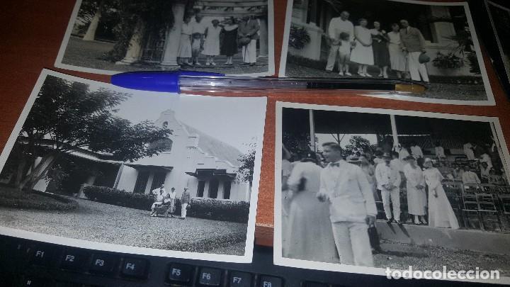 Fotografía antigua: 31 fotografias antiguas tomadas en java, djasinga, con nativos, años 30 - Foto 25 - 166575630
