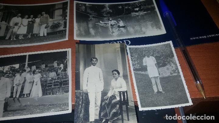 Fotografía antigua: 31 fotografias antiguas tomadas en java, djasinga, con nativos, años 30 - Foto 26 - 166575630